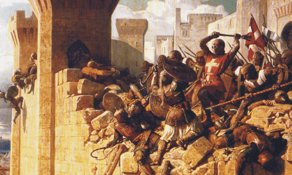 how many crusades were there